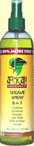 African Essence Weave Spray