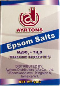 Ayrtons Epsom Salts