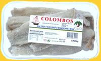 Colombos Salted Skinless & Boneless Cod Fish