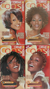 Creme of Nature Hair Colour Golden Copper