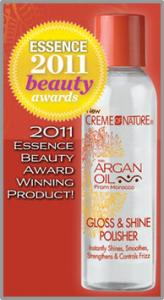 Creme Of Nature Argon Oil Gloss and Shine Polisher
