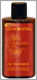 Creme of Nature Argan Oil Treatment