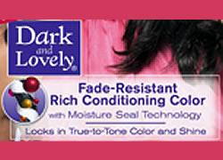 Dark & Lovely Hair Colour