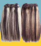 Feme Sensationnel Human Hair: Euro Straight Weave