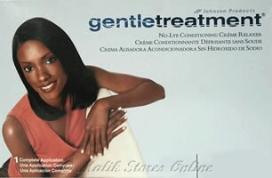 Gentletreatment conditioning creme relaxer