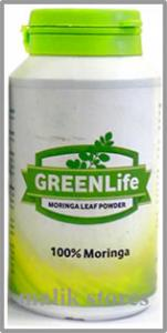 GreenLife Moringa Leaf Powder