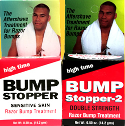 High Time Bump Stopper Razor Bump treatment