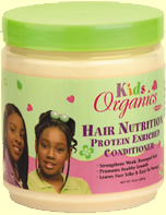 Kids Organics Hair Nutrition Protein Enriched Conditioner