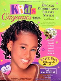 Kids Organics Organic Conditioning Relaxer System