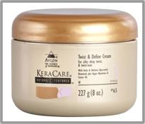 KeraCare Twist & Define Cream