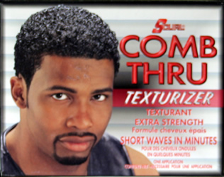 Luster's SCurl Comb-Thru Texturizer