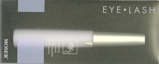 Moser EYE LASH Thermo Brush