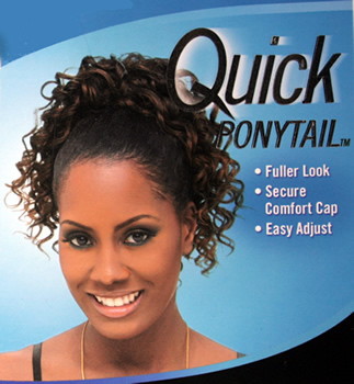 Outre Quick Ponytail Big Spring