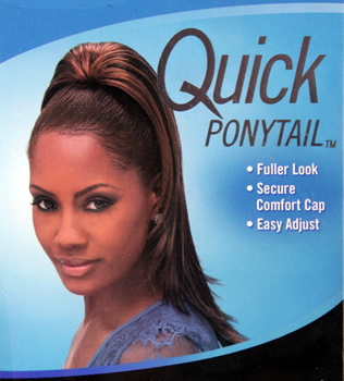 Outre Quick Ponytail Flick