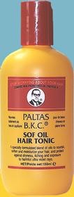 PALTAS BKC Sof Oil Hair Tonic