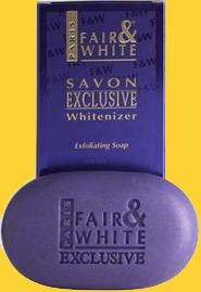 PARIS Fair & White Whitenizer Exfoliating SOAP