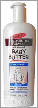 Palmers Baby Butter Massage Lotion