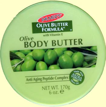 Palmer's Olive Butter Formula Shea Body Butter