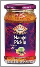 Pataks Mango Pickle