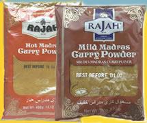 Rajah Curry Powder Hot Madras