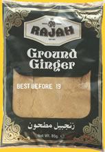 Rajah ground ginger