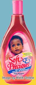 Soft & Precious Baby Shampoo