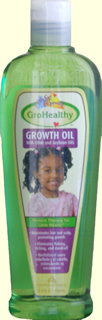 GroHealthy Olive Growth Oil