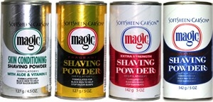 SoftSheen Carson Magic Shaving Powder