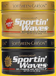 SoftSheen Carson Sportin' Waves Pomade