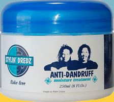 Stylin' Dredz Anti-Dandruff Moisture Treatment