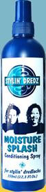 Stylin' Dredz Moisture Splash Conditioning Spray