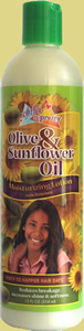 Olive & Sunflower Oil Moisturizing Lotion