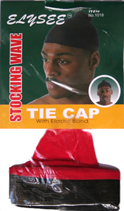 Stocking Wave Tie Cap