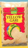 Tropical Sun Yellow Gari