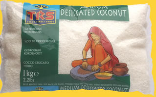 TRS Medium Desiccated Coconut