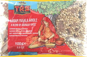 TRS Garam Masala Whole Blend of Aromatic Spices