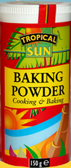 Tropical Sun Baking Powder