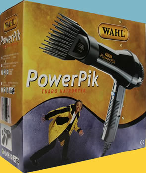 WAHL PowerPik Turbo hardryer