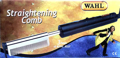 WAHL Straightening Comb
