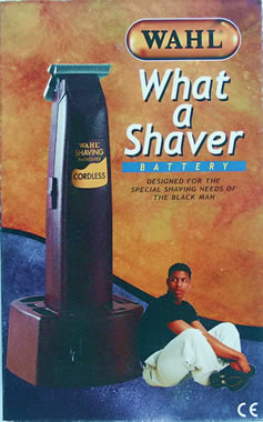 WAHL What a Shaver Cordless