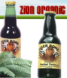 ZION Tiger Bone Herbal Tonic Drink