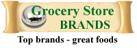 Grocery Store BRANDS : Food and Drink