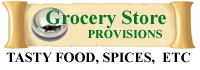 Grocery Store: Food and Provisions