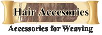 Hair Accessories for Bonding & Weaving