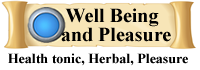 Pharmacy / Well Being / Pleasure