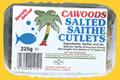 Cawoods Salted Saithe Cutlets