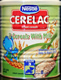 Nestlé Cerelac 3 Cereals with Milk 400 grams