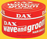 DAX Wave & Groom Thick Hairdress