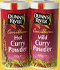 Dunn's River Caribbean Curry Powders