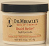 Dr Miracle's Braid Relief Gel Formula